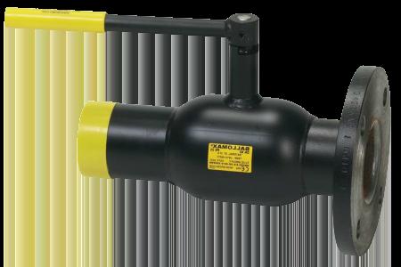 Шаровый кран Broen Ballomax для газа